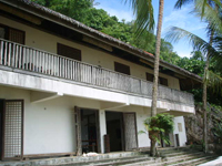 Facade of Siargao Beach Villa